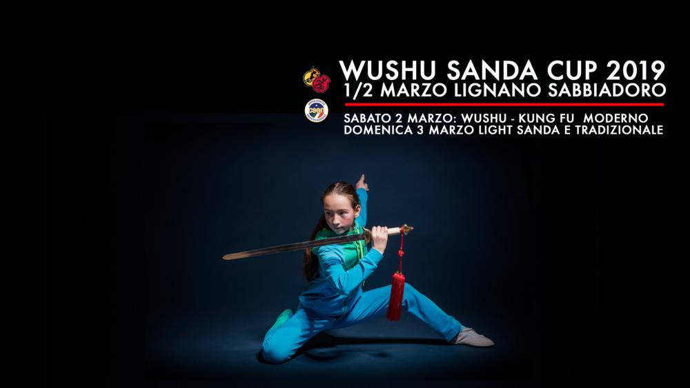 9° Edizione Wushu Sanda cup 2018