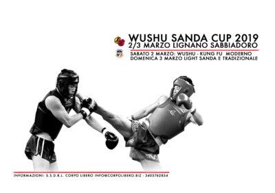 2-3 marzo 2019 9° Edizione Wushu Sanda Cup